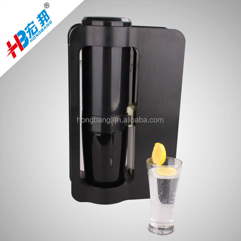 2014 household soda maker machine, soda fountain,soda stream(HB-1307)