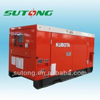 Japanese engine Kubota diesel welding machine generator for sale (10kva -35kva)