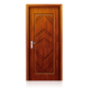 Ventilated Hotel Room Door Interior Solid Core Wooden MDF Door
