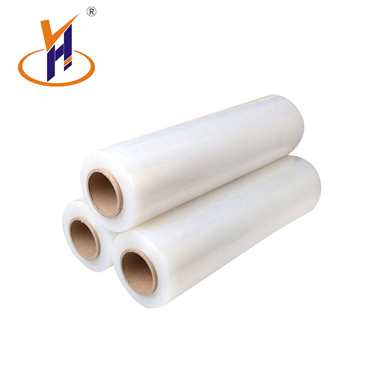 PE pallet packing stretch wrap <strong>film</strong> 18inch wide*1000ft*15um wholesale price