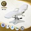 2014 hot sale comfort hydraulic acupressure massage bed facial bed for spa