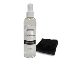 8 FL/OZ Anti-fog Eyeglasses Sunglasses Care Cleaning Products Spray Solution Glasses Cleaner Kit with Microfiber