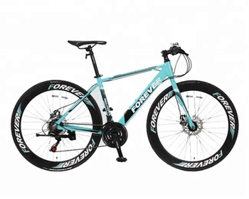 700C ALUMINUM BIKE MOUNTAIN BICYCLE 21 SPEED MTB BIKE FOREVER SFS70016