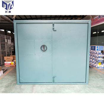 China Manufacture Industrial Bullet Proof Doors Security Doors Blast Proof  Door Steel Skin - Buy Metal Door Skin,Exterior Door Skin,Stamped Steel Door
