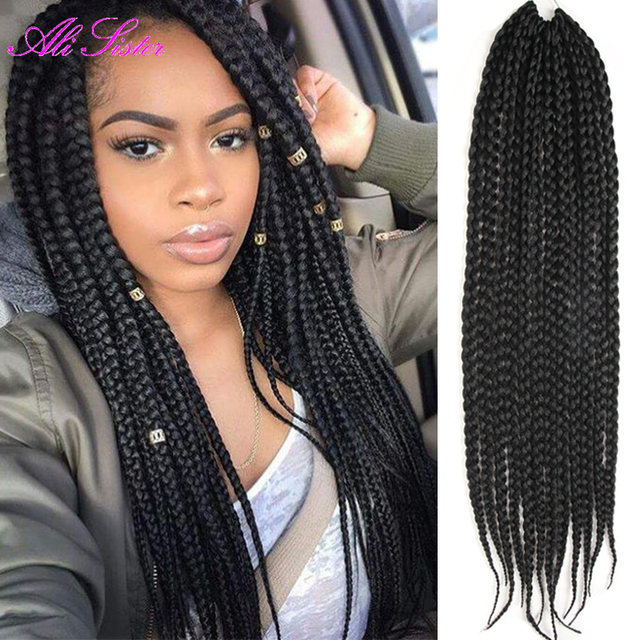 Magnificent Hairstyles For Box Braid Extensions Braids Short Hairstyles For Black Women Fulllsitofus