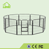 hot sale outdoor zinc wire folded extensible dog fence