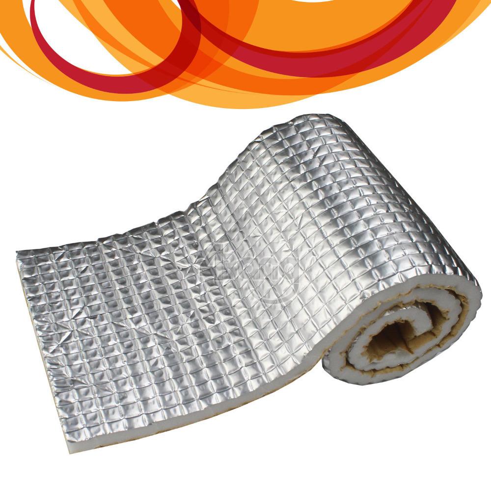 Авто тепловой защиты изоляции ик-барьер звук управления шумоизолирующее покрытие коврик 40