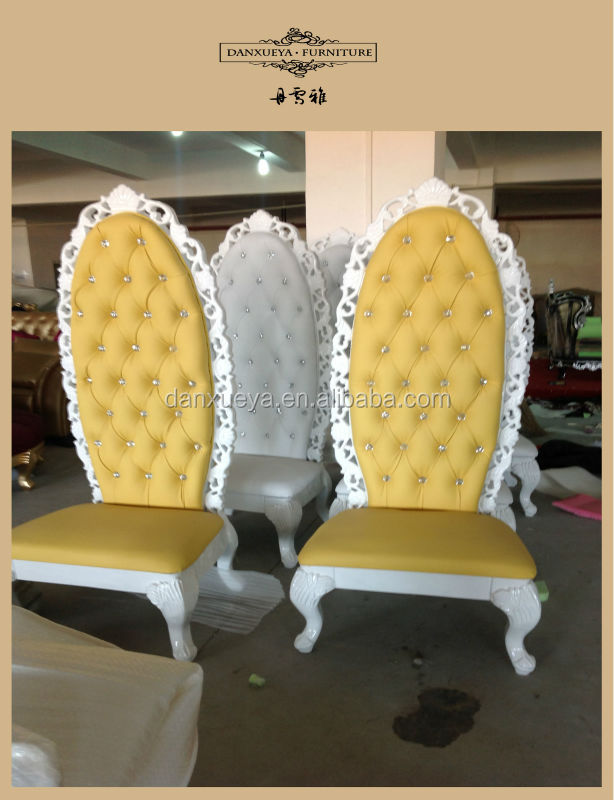 DXY-B28# High back throne chairs for sales