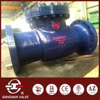 JIS standard BW check valve price size chart
