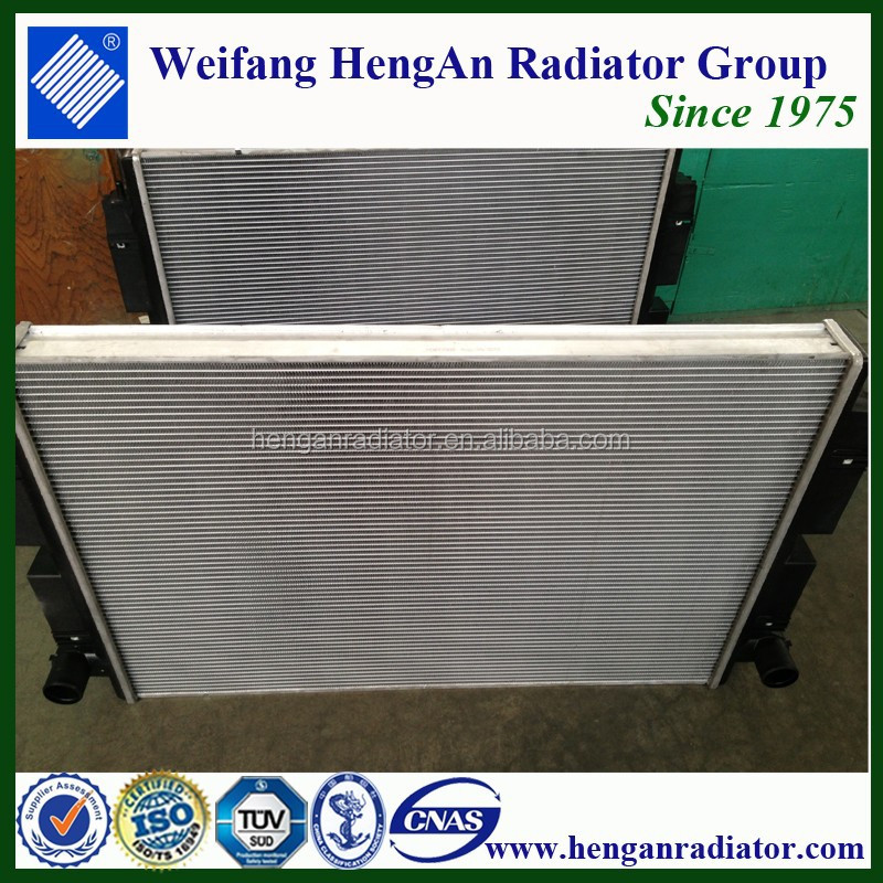 Heavy Duty freightliner truck parts for radiator