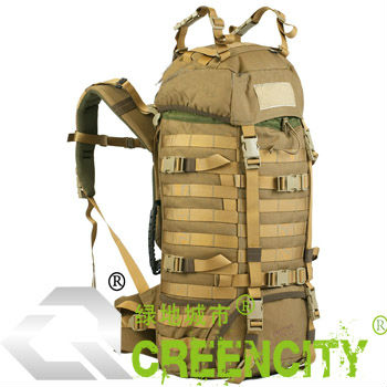 Best Quality Camo Molle Military Rucksack