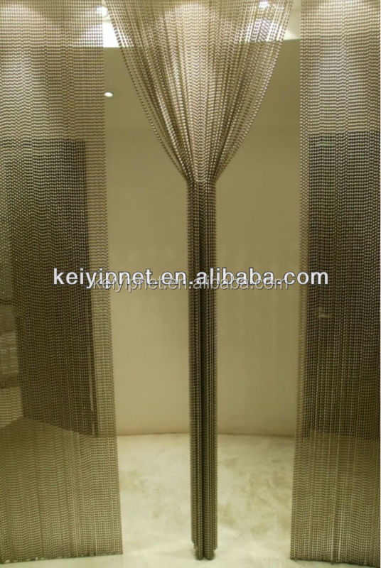 Stainless Steel Ball Chain Curtain, Stainless Steel Ball Chain ...