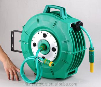 20 m auto retractable garden water hose reel hot sale in australia - Retractable Garden Hose Reel