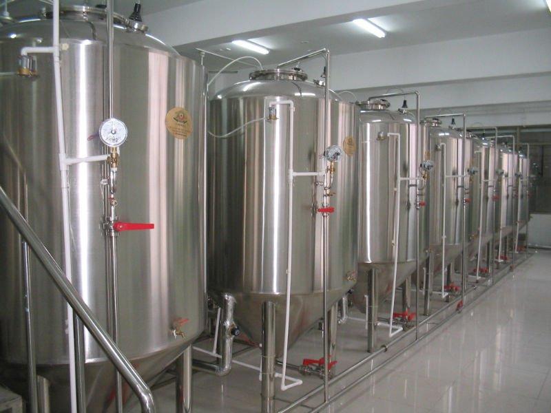 micro brewing beer equipment