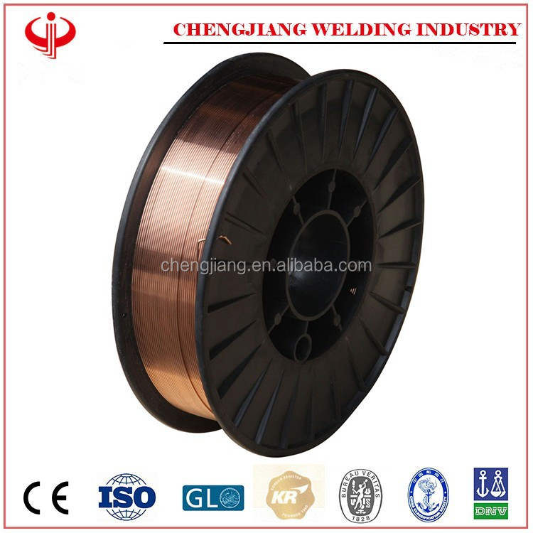 CO2 Shielding gas welding wire mig used