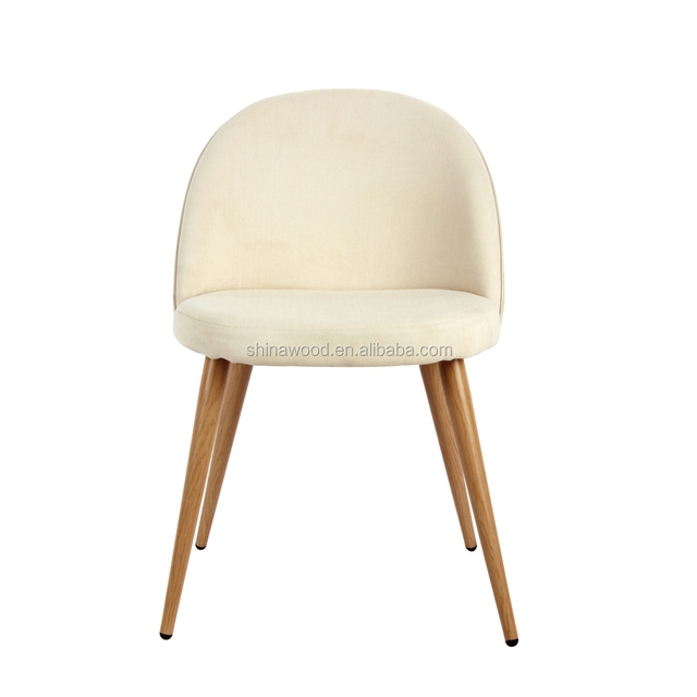 Metal Leg Dining Chair