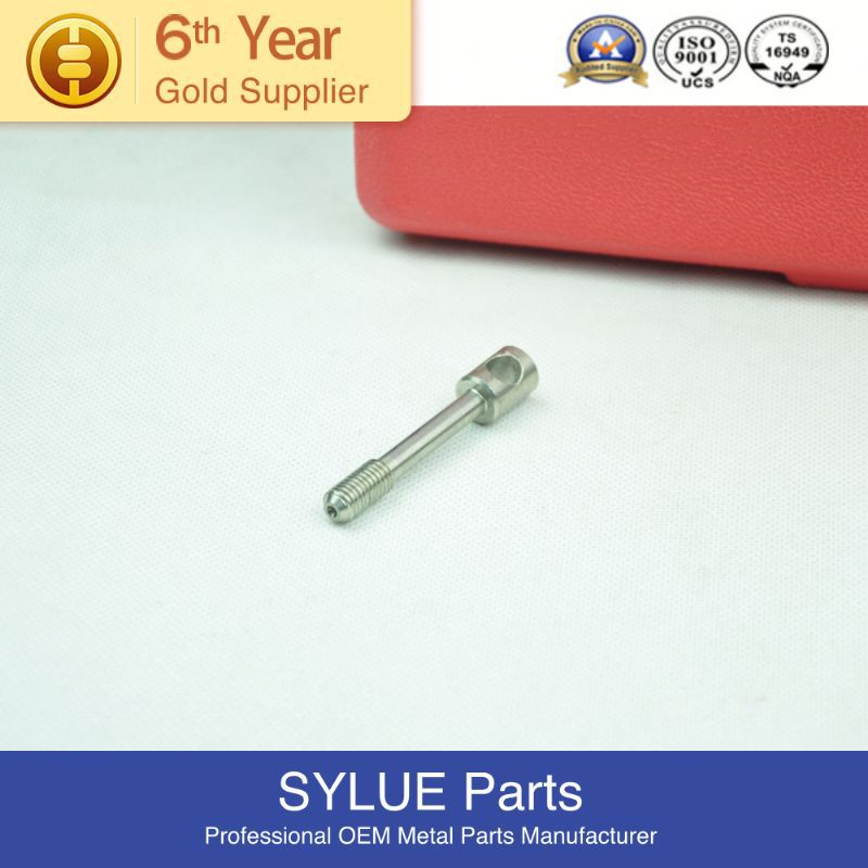 Custom-made 316 Stainless steel swivel chair base parts Polishing