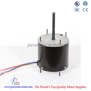 "1/2"" Shaft OEM Replacement Motors 220-240V 3 speed multi horse power ac condenser fan motors"