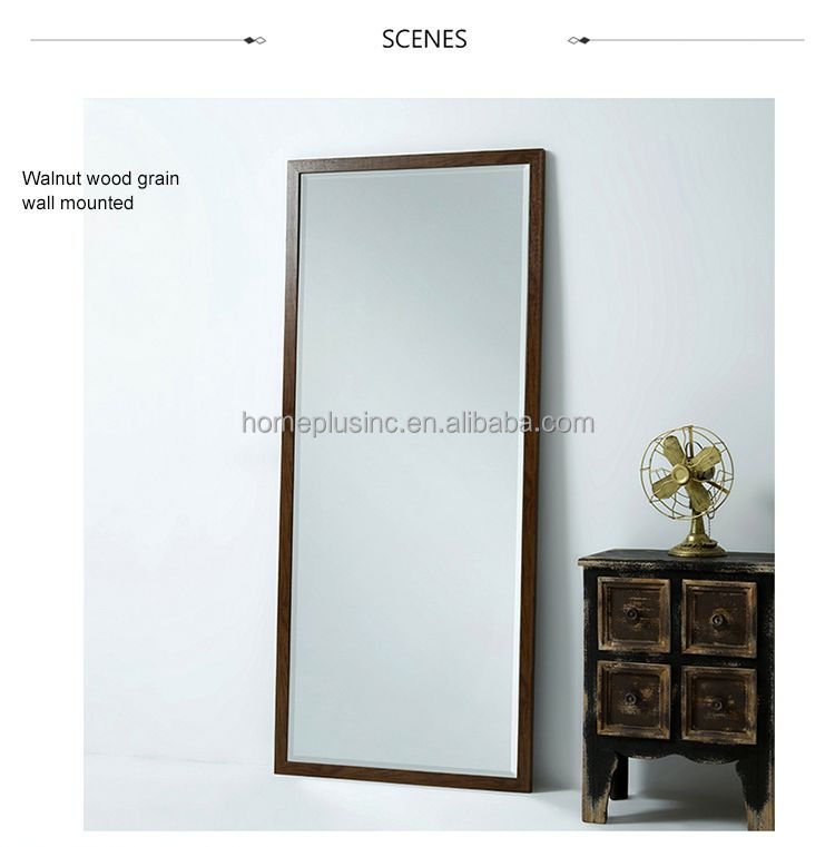 Home Hotel Store Dressing Mirror Full Length Mirror