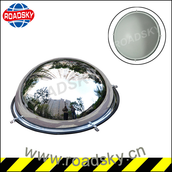 indoor safety wide vision warehouse convex mirror