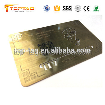 Gold laser cut metal business card with magnetic strip buy laser gold laser cut metal business card with magnetic strip reheart Image collections