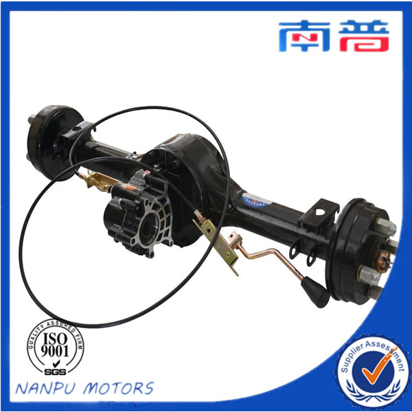 Dc Motor Rear Axle For India Electric Tricycle Spare Drive Motor Kit