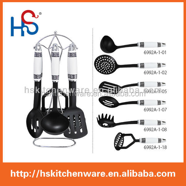 creative products for 2015 kitchen utensil HS6992A as seen tv/kitchen cookware