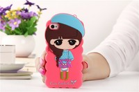 Most cute phone cover for iPhone 7 silicon case / xiaoxi gel case for iPhone 7 back cover / for iPhone 7 xiaoxi cheap case