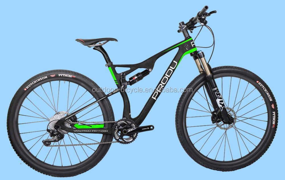 Hot Sale 29er Carbon Mountain Bike Xc Frame Made In China Mountain ...