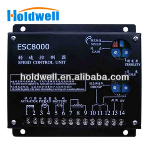 ESC8000 Speed control unit