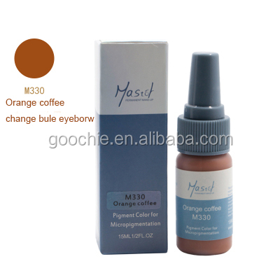 Mastor pure plant eyebrow embroidery tattoo color inks