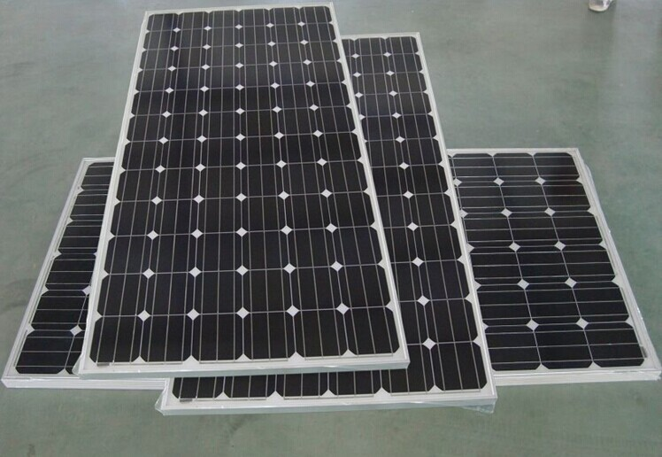 No Inverter Efficiency Poly/ Mono PV Solar Panel 150W