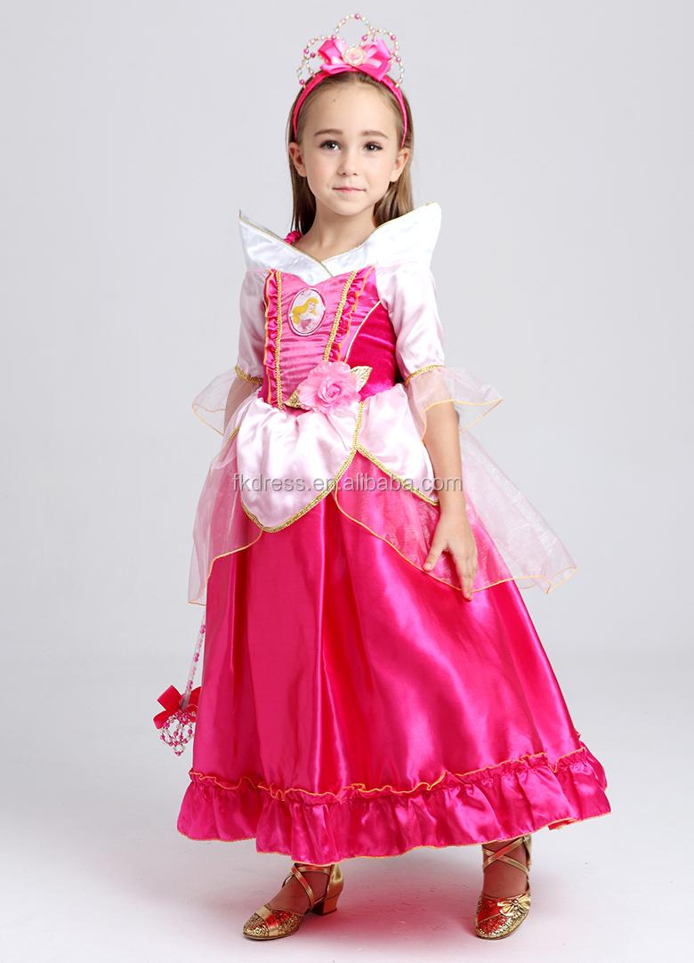 Compre en línea al por mayor niños dormir belleza princesa disfraz ...