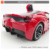 Baby musical rc car plastic kids toys battery operated with light 1:16