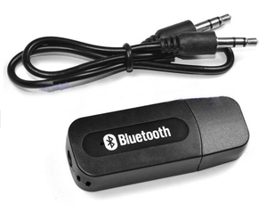 USB/AUX 3.5mm Bluetooth wireless Stereo Audio Music Receiver /Adapter Dongle