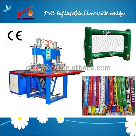 PVC Inflatable cheering sticks Games welding machine