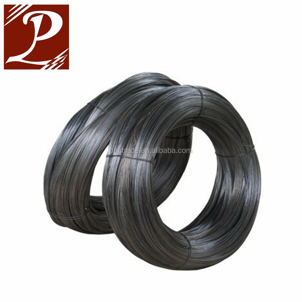 Wholesale direct from China black annealed black annealed soft bailing iron wire