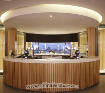 Modern Restaurant Bar Counter Design Round Shape Wooden Bar Counter Furniture Buy Restaurant Bar Counter Design Round Shape Wooden Bar Counter