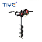 TIYE power 49cc gas powered auger for earth drilling selling