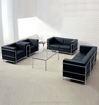 High Quality Executive Office Furniture Stainless Pipe Sofa Buy