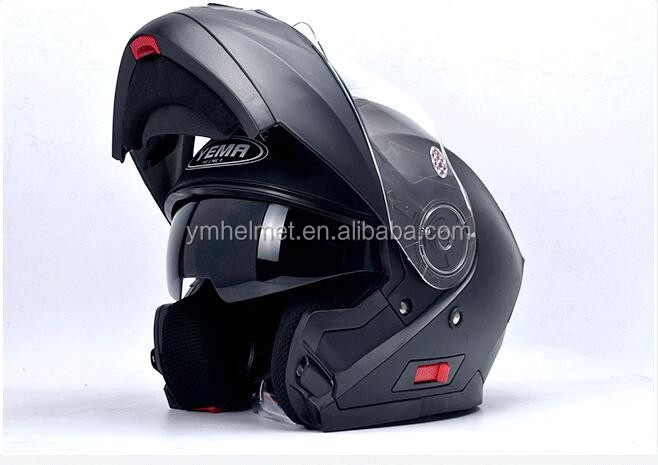 Motorcycle Helmet Visor for YOHE 993 Motocross Helmets Lens Shield UV