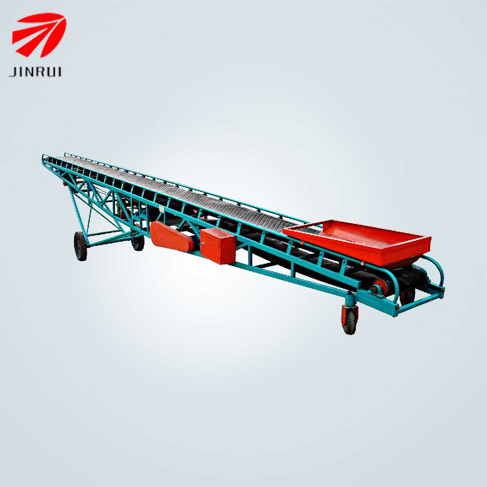 50kg Bags Truck Loading Mobile Belt Conveyor For Rice,Grain,Wheat,Cement -  Buy 50kg Bags Truck Loading Mobile Belt Conveyor,Mobile Belt Conveyor,Truck