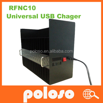 2016 super fast charging universal multiple usb mobile phone charging station, using in the office building