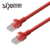 SIPU high quality round utp rj45 23awg CCA cat6 cable patch cord