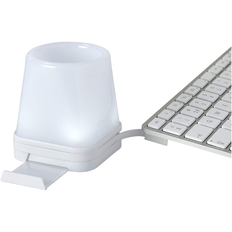 IDsonix 4 Port Aluminum USB 3.0 Hub Desk USB Hub Removable Multi Small USB Hub