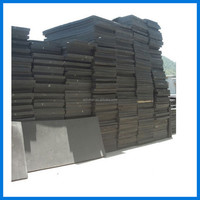 High Density (400-500 kg per cubic meter) closed-cell EVA foam