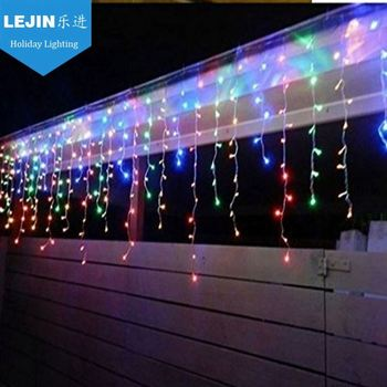 Multifunctional Multicolor Led Dripping Icicle Christmas Lights Mainly Festivals Outdoor Decoration Buy Led Dripping Icicle Christmas Lights Cheap