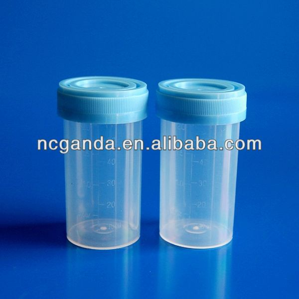Sterile Urine container with 60ml