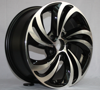 sport chinese rims 16 inch alloy wheel rim F00518