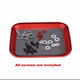 RC Toys Tool Parts Aluminium Screw the Tray with Magnetic Pad